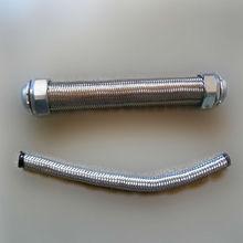 Oferta especial de alambre trenzado de la manguera de metal flexible para calentador de agua