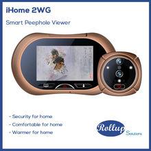Home Security Alert System Alarm Door Window Motion Detector