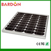 50W Mono Solar PV module used in Middle East countries