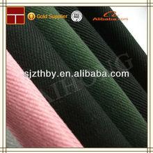 100% C 21*21 108*58 57/58inch cotton stretch twill fabric