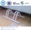 White Powder Coat Hanger Display Rack, Bicycle Display Rack,Bicycle Rear Rack