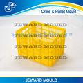 Nuevo diseño apilable de plástico de frutas del molde caja