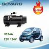 solar aircondition truck cab cooler air conditioning air compressor 12volt