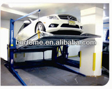 BT-PJS2B mechanical car parking system for two cars