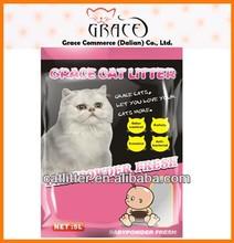 Eco-friendly cat litter free sample