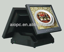 17 Inch LED Monitor All in One Pos Touchscreen Monitor