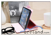 Folio Magnetic Smart Cover Leather Funky Case for iPad 4 3 2