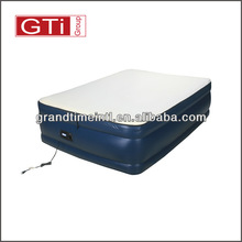 Electric Inflatable Memory Foam Mattress with internal pump(GTQMF05)