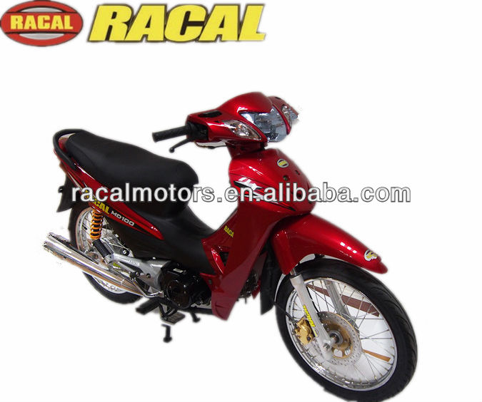 MD100 Cheap gas mini bike,gas dirt bike for kids,portable CUB motorcycle