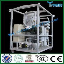 Transformer Oil Solution--ZJA Transformer Oil Recycle Machine --Film Evaporation