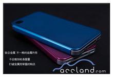 Ultra Thin Alloy Titanium Metal Hard Back Case Cover titanium alloy case for iphone 5 5S