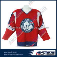 Export university ice hockey uniform factory