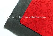 microfiber rubber kitchen mat,rubber backing textile kitchen amt