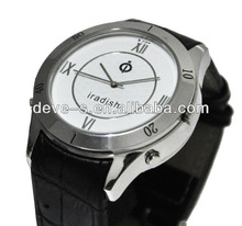 2014 wrist watch GPS tracking devise make in China with SOS