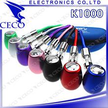 2014 unique design original glass globe vape pen kamry k1000 vape pipe k1000
