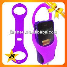 bathroom phone holder/ mobile phone wall holder
