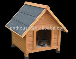 wholesale wooden dog kennel 13009