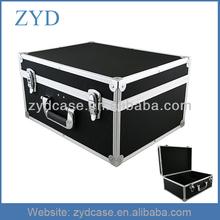 "Aluminum 7"" Record Case Box Flight Case ZYD-CD25"