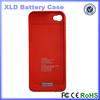 XLD-02 best selling 1900mah for 4&4s ultra slim external 5v battery backup