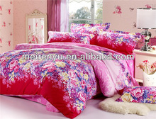 cotton quality adult contemporary duvet cover flower