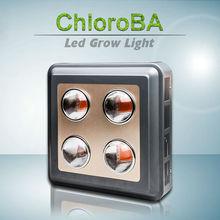Bysen 2013 chloroba baisheng jardín home depot amanecer la luz de efecto invernadero shenzhen led crece la luz