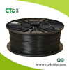PLA & ABS filament for 3D printer 1.75mm 3.00mm (Black/Schwarz)