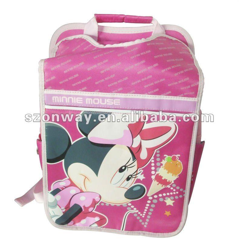 حقيبة المدرسة أزياء الأطفال 2013