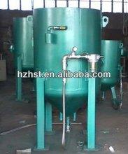 Used sandblasting equipment for sale HST6230-p.2p