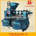 maquinaria de extracción de aceite de ricino de alta calidad