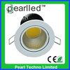shenzhen supplier 220v aluminum 5watt height adjustable ceiling light