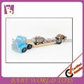 Brinquedos cavalo de madeira brinquedos educativos para crianças
