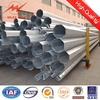 galvanized steel power pole,electrical pole galvanized