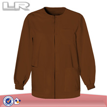 LR Men's Snap Front Warm-Up Jacket