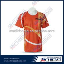 Orange design Polo /T-shirt/Golf -shirts