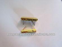 Small lock for handbag accessory/ metal lock for bag
