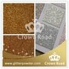 vinyl wallpaper for restaurant decoration glitter powder