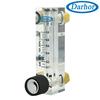 Stable, Easy-to-Read Float Panel hydrogen flow meter