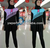 swimsuit abaya muslim modest clothing muslim swim wear full covered