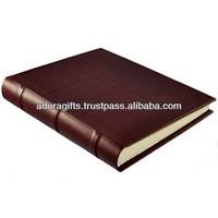 ADAPAC - 0060 fancy pu leather photo album / new style wedding album cover design / top quality decoration photo album