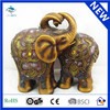 Fine art Polyresin indian wedding decorations elephant statues