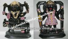 Shani Dev Marble Statue and kali Mata Statue