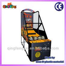 street basketball machine basketball board and hoop