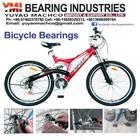 Made In China Motorcycle & bicycle bearing 6200