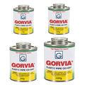 Gorvia secagem rápida pvc cimento cola/de colagem de tubos de pvc