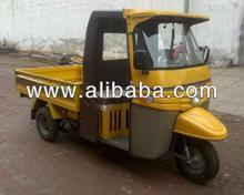 Super Cargo (4-Stroke Auto Rickshaw)