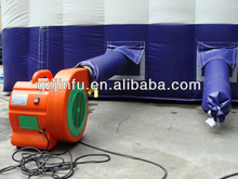 centrifugal fan for inflatables