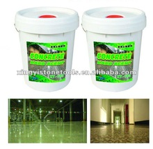 concrete floor surface hardeners sealer