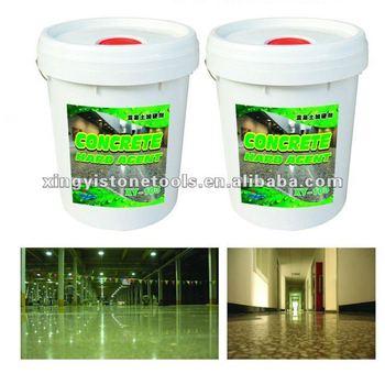 concrete floor surface hardeners sealer