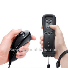 Nunchuk Joysticker Gamepad Game Controller for Nintendo Wii