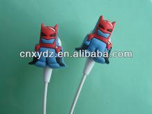 cheap novel 3.5mm stereo earphone TPE cable